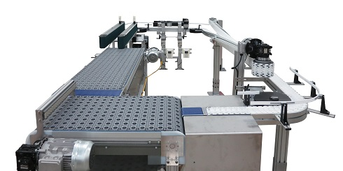 New Packing Loop Six Conveyors